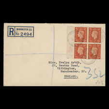 Great Britain 1938 (FDC) 2d King George VI Definitive