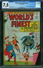 World's Finest Comics 152 CGC 7.5 -- 1965 -- Mr. Mxyzptlk Bat-Mite #1997617004
