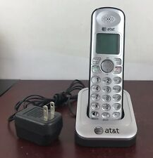 At&T Wireless Phone Hand Set With Charger Base