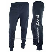 Emporio Armani EA7 Pantalone tuta uomo blu 8NPPA4 Primavera / Estate
