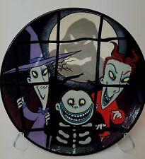 Disneyland's Nightmare Before Christmas event plate by Elisabete Gomes