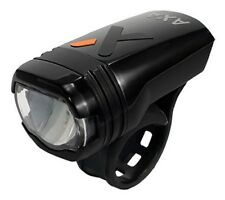 AXA Greenline 50 Lux Fahrrad Scheinwerfer inkl Akku und USB Kabel Frontleuchte