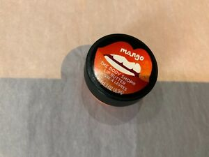 The Body Shop Mango  Lip Butter - 10ml new sealed Free postage