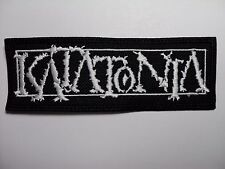 KATATONIA  EMBROIDERED PATCH