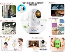 NUOVO 720P HD wireless WIFI IP Camera Webcam Baby/Cucciolo Monitor CAM Pan Tilt UK