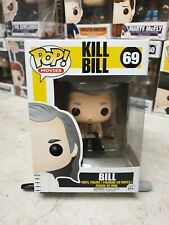 Funko POP! Vinyl. #69 Bill - Kill Bill - FREE POP PROTECTOR Movies - Vaulted