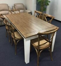 Pine Dining Furniture Sets with Flat Pack
