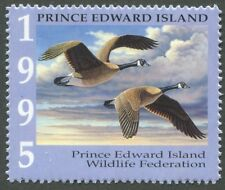 CANADA REVENUE WILDLIFE CONSERVATION STAMP PEW1 MINT NH