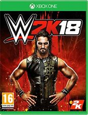 WWE 2k18 2018 TEXTOS EN CASTELLANO ESPAÑOL FISICO NUEVO PRECINTADO XBOX ONE