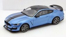 GT Spirit Ford Mustang Shelby GT350R Blue/Black Stripe 1:18 LE 504pc New! RARE!!
