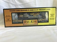Rail King MTH Union Pacific Flat Car w/Las Vegas Billboard 30-76155 O SCALE