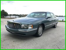 1999 Cadillac DeVille FLEETWOOD LIMITED