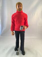 Vintage Action Man Bearded Eagle Eye Palitoy Team Adventure Uniform GI Joe