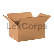 20 Qty 20x14x10 SHIPPING BOXES LC Mailing Moving Cardboard Storage Packing