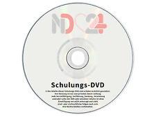 Schulungs DVD UV Gel Methode French und Nailart StartUp Nagel NailDesign Studium