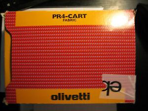 Olivetti Genuine  Ribbon Farbband Black  PR4 B0275  B0321 B321 PR4 PR 4 PR4CART