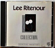 CD Lee Ritenour Collection Hits Jazz Rio Funk Asa  NICE DISC Extras Ship Free