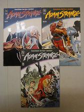 Adam Strange Graphic Novels 1, 2, 3 - DC Comics - 1990