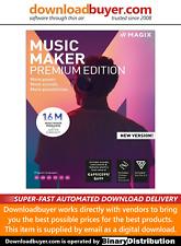 MAGIX Music Maker 2019 Premium - [Download]