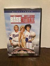 Baseketball (Dvd) | Widescreen, New/Sealed - Trey Parker & Matt Stone