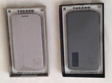 BNWT - Tucano Samsung Galaxy S4 Mobile Phone Portable Stand Case Cover - Pair