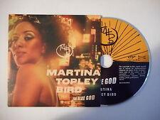 MARTINA TOPLEY BIRD : THE BLUE GOD [ CD SINGLE PORT GRATUIT ]