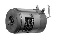 EFEL 36676 Iskra Letrika  Motor 12V 1.6Kw AMJ5272