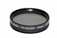 Kood Linear Polarizing Filter Made in Japan 39mm