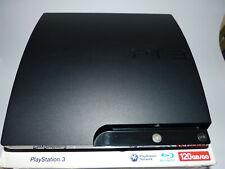 Sony PlayStation 3 Slim PS3 1To Console de Jeu avec télécommande et accessoires