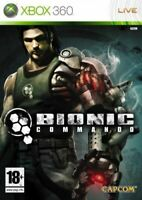 Xbox 360 - Bionic Commando **New & Sealed** Official UK Stock