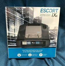 Brand New Sealed Escort iXc Extended Range Wi-Fi Radar Laser Dete 00006000 ctor Free Ship