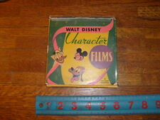 vintage WALT DISNEY CHARACTER FILM, 1906M COUNTRY COUSIN, 8mm? home movie