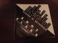 """ANNE CLARK - SLEEPER IN METROPOLIS 7"""" SINGLE PROM0 LIVE IN UTRECHT SYNTH POP"""