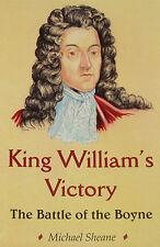 BATTLE OF BOYNE - King William III War Military History Northern Ireland Irish