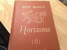 New Music Horizons Book