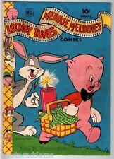 LOONEY TUNES & MERRIE MELODIES COMICS #46 1945 VG+