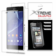 XtremeGuard FULL BODY Screen Protector Shield For Sony Xperia Z2 (Ultra Clear)