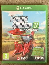 Farming Simulator 17 (Microsoft Xbox One, 2016)