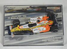 Minichamps 1:43 Auto Paul's Model Art ING Direct Renault F1 2007 Fisichella-0GE