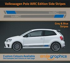 VW Polo WRC Edition Stripe Kit Stickers decals - Other colours available