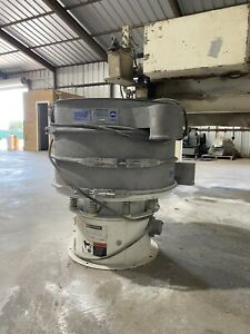 """30"""" SWECO Screener. Stainless Steel Model CL30 with 3 Sections"""