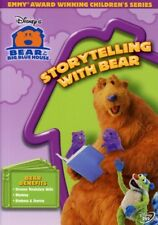 Bear in the Big Blue House: Storytelling With Bear [New DVD] Dubbed, Subtitled