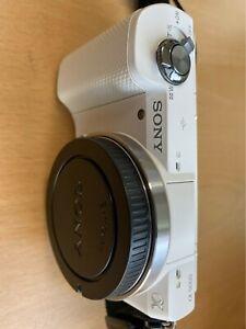 Sony A5000 Compact Digital Camera Random color Body (No battery&No Lens) USED