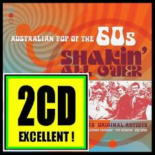 60's (2 CD) HENCHMEN~DIGGER REVELL~ALLUSIONS~EASYBEATS~RUSSELL MORRIS~ZOOT *NEW*