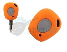 Renault Schlüssel Silikon Hülle Laguna Espace Safrane 2 Key chiave cle Orange