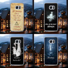 HARRY POTTER/WIZARD/MAGIC/PATRONUS/HARD PHONE CASE/COVER FOR SAMSUNG/HUAWEI