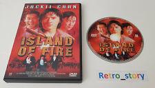 DVD Island Of Fire - Jackie CHAN