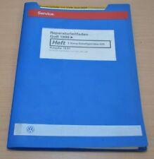 VW Golf 4 IV  5  Gang Schaltgetriebe 02K DLP DNZ DRZ DSB Werkstatthandbuch