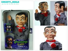 Slappy Dummy Ventriloquist Doll Puppet Figure Toy Famous Star of Goosebumps