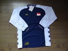 Singapore 100% Original Soccer Jersey M NEW 2004 Still BNWT MINT LS Rare